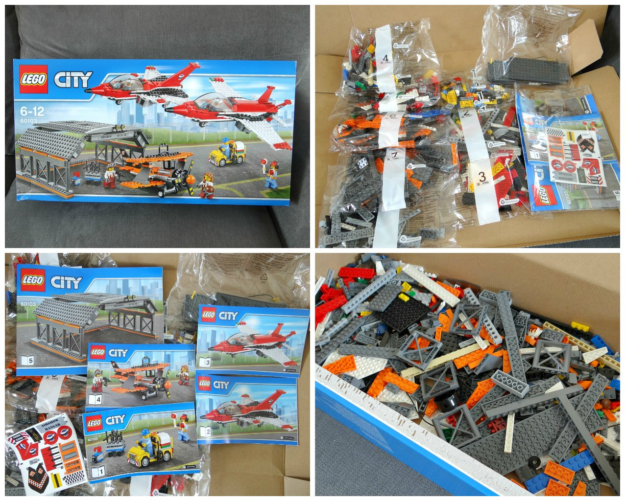 LEGO City Airport Air Show, LEGO vehicle, LEGO City