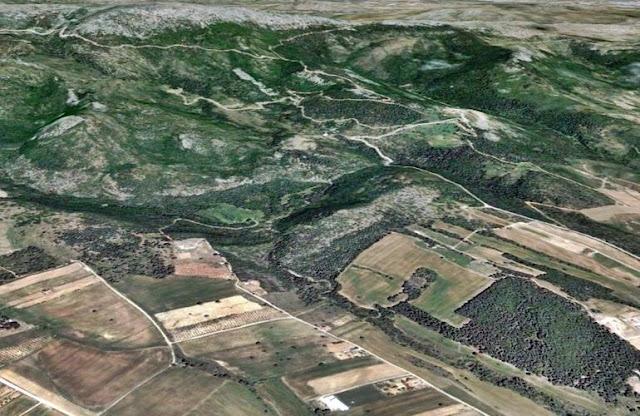 Αίτηση ακύρωσης των δασικών χαρτών θα καταθέσει η Περιφέρεια Πελοποννήσου