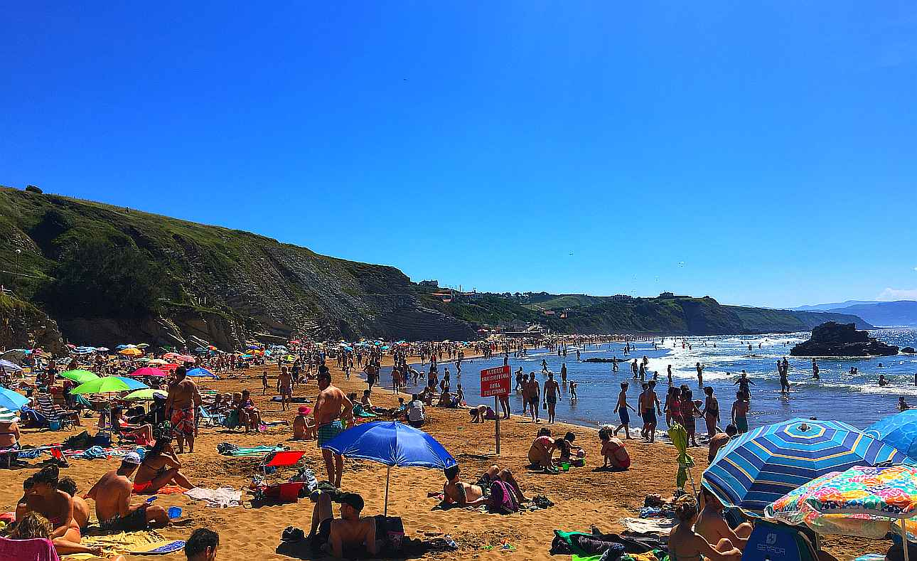 sopela beach