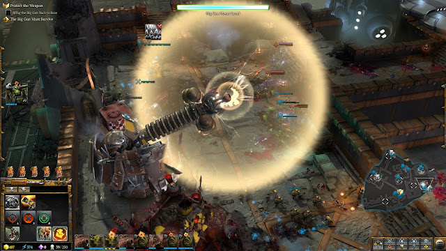 Warhammer 40K: Dawn of War III on PC