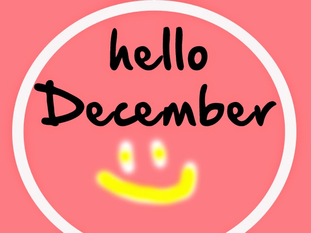 Tulisan Welcome Desember 17