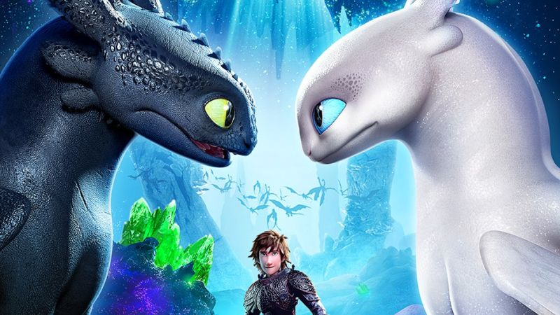Flicker Fan How To Train Your Dragon The Hidden World 2019