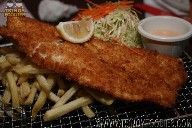 fish katsu