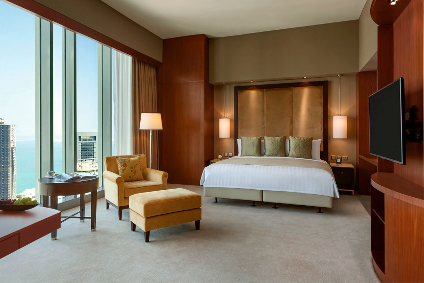 Shangri La Doha Qatar Five Star Luxury Hotel