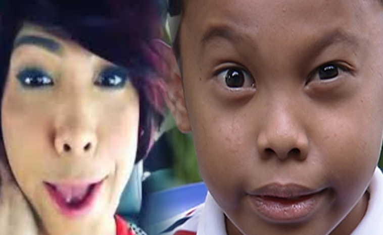 Vice ganda mimicks boy aura