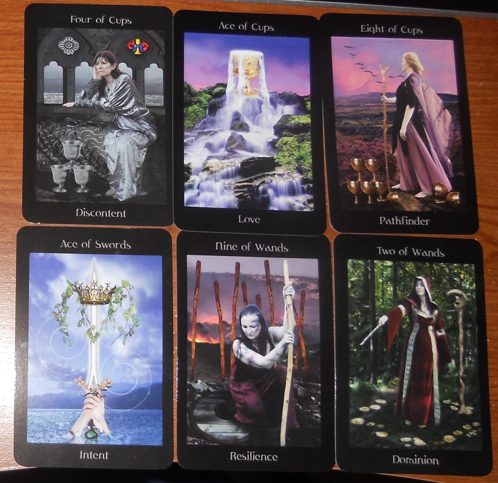 Tarot Guidance - Cher Green: Review: Pagan Ways Tarot