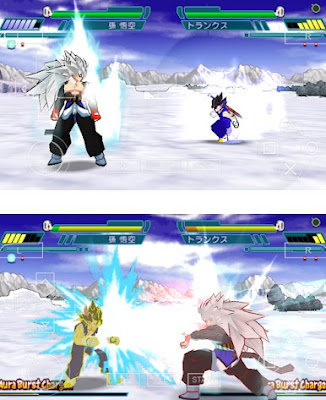 Download Dragon Ball MOD Absalon ISO CSP PSP PPSSPP