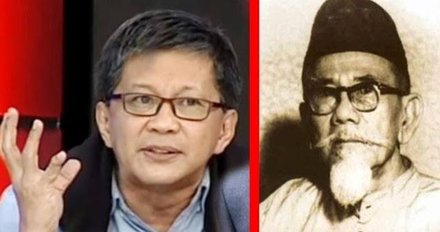 Hasto : Rocky Gerung Hina Agus Salim, Tinggalkan Status WNI Jika Tak Bisa Hormati Pahlawan
