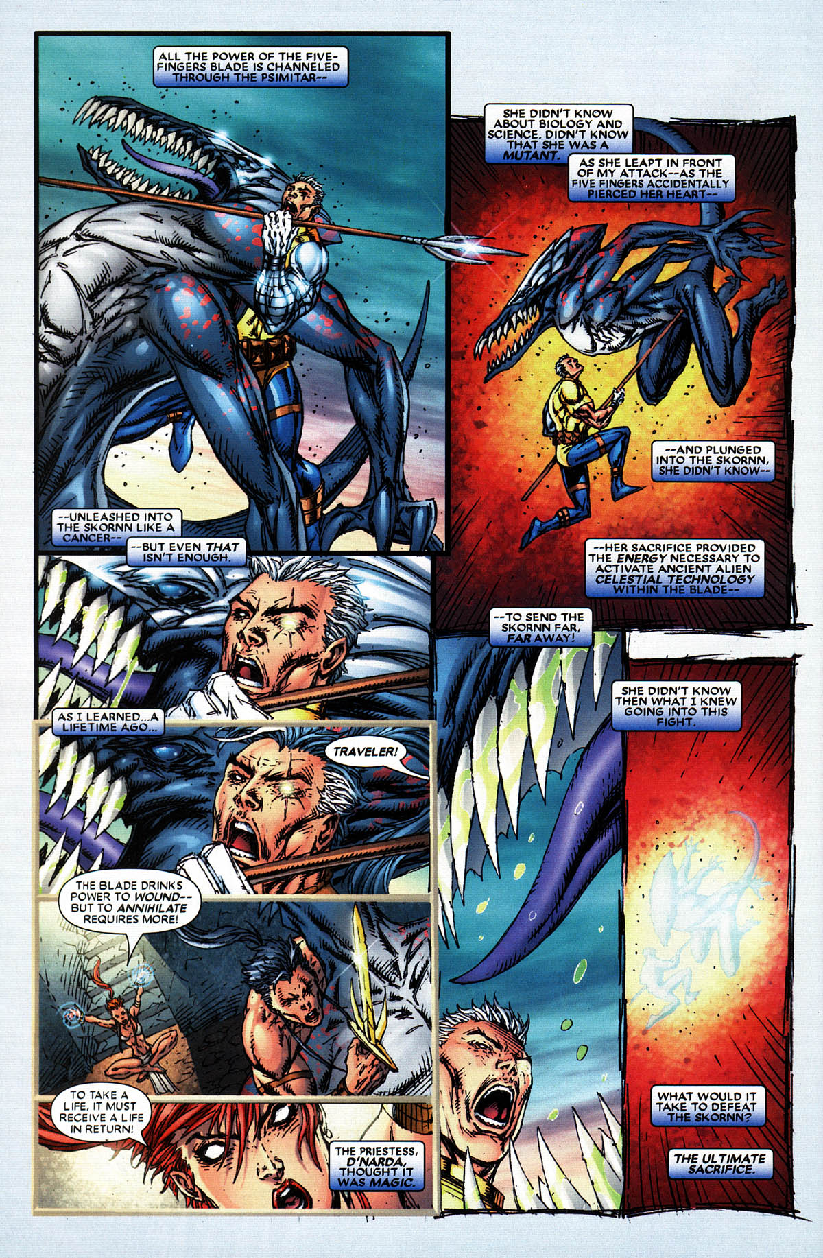 Read online X-Force (2004) comic -  Issue #6 - 30