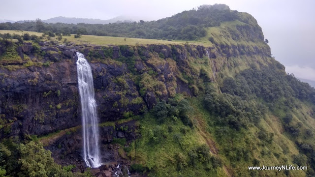 Post Monsoon Road Trip to Madhe Ghat Waterfall