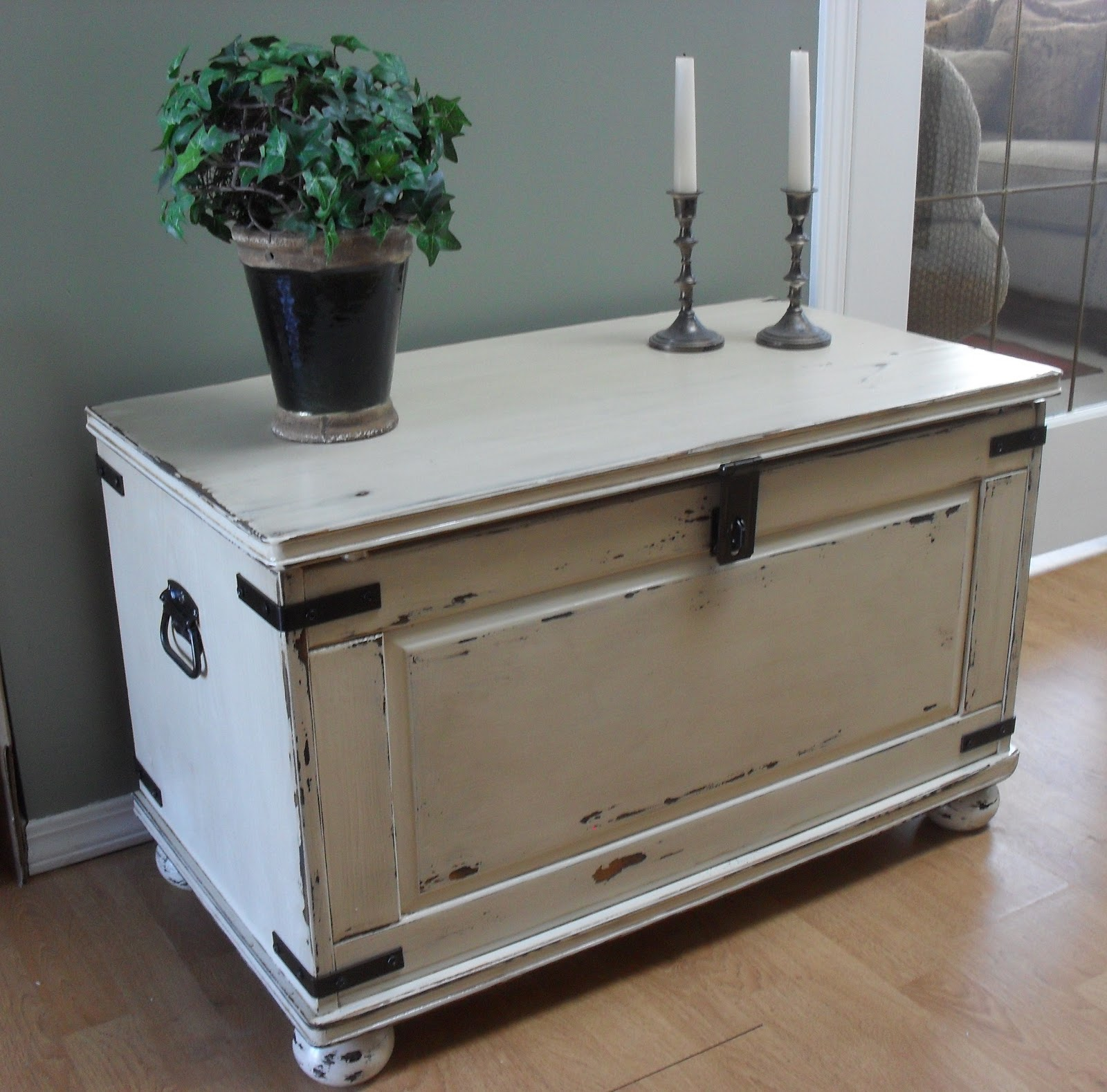 Home Frosting: Ikea Pine Chest Makeover