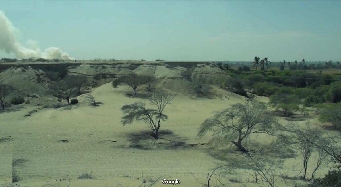 Zona arqueológica de Chusis