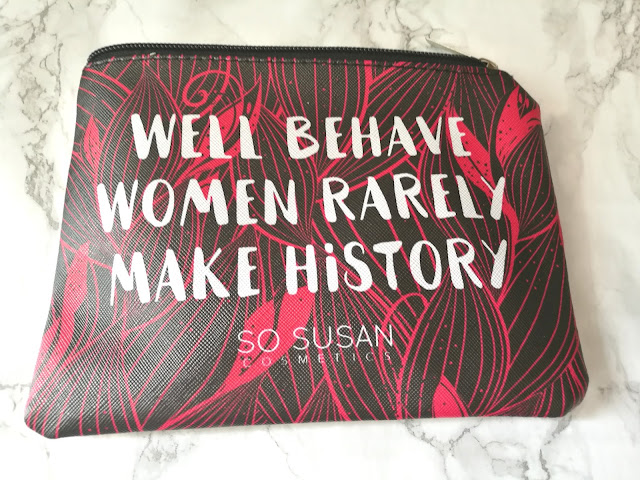 So Susan Lip Love Makeup Bag