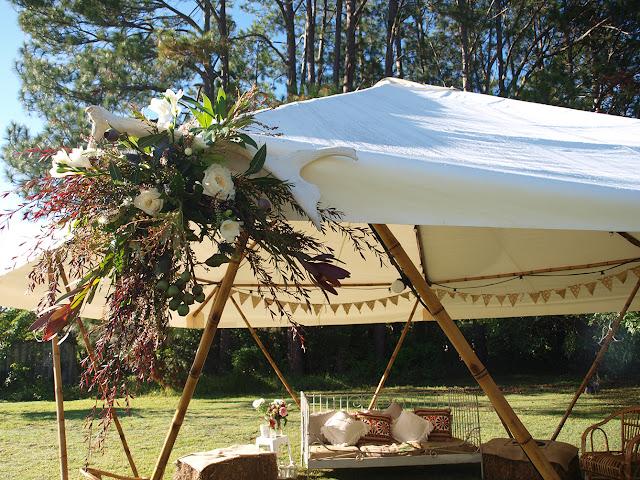 TO THE AISLE AUSTRALIA MARQUEE WEDDINGS