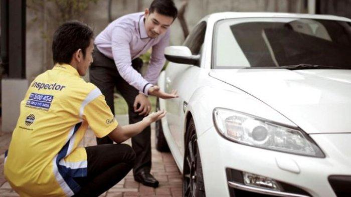Cara Menghilangkan Lecet Pada Mobil Dengan Compound