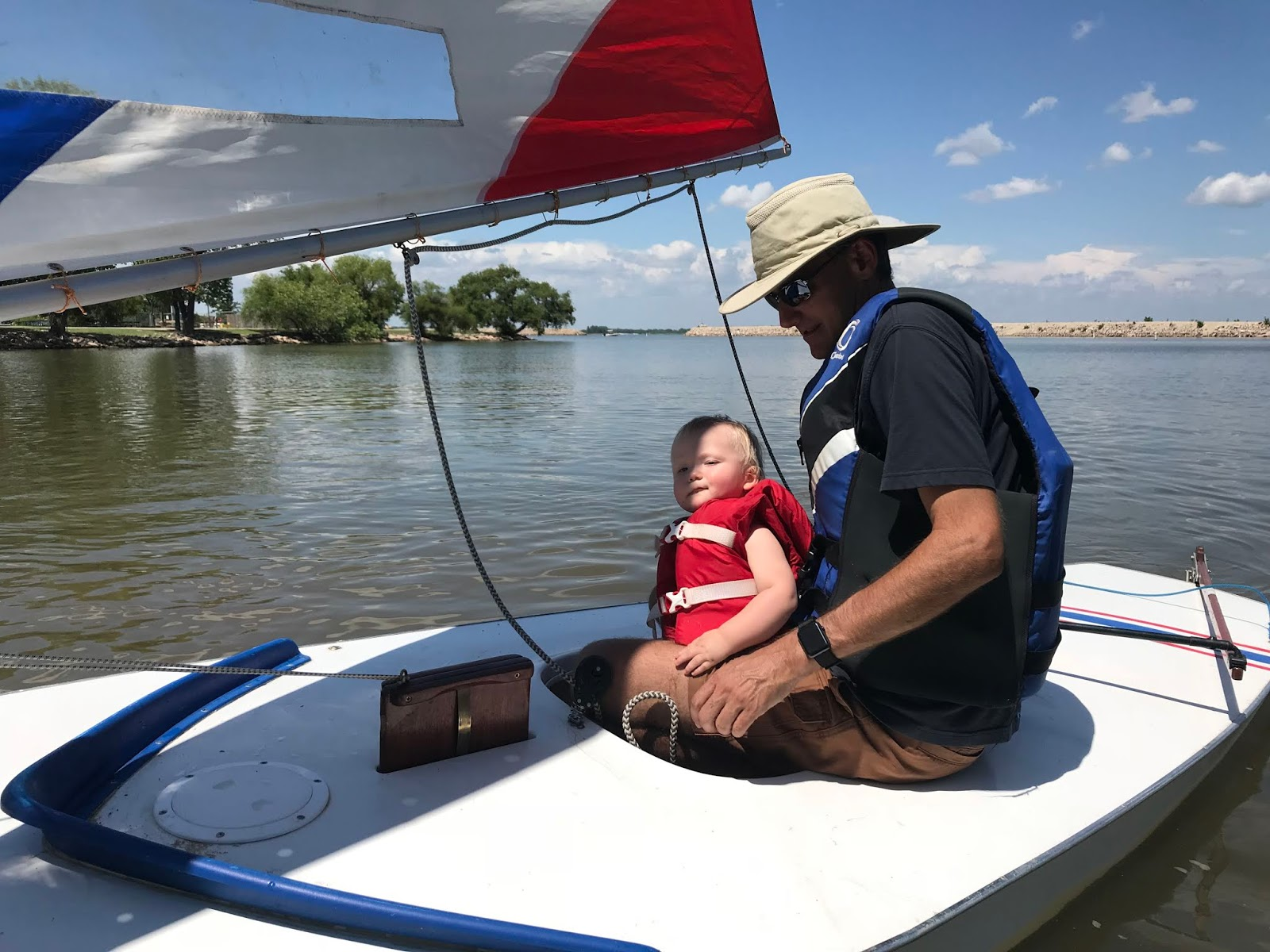 4th of July Weekend Sailing ~ s/v Coming About