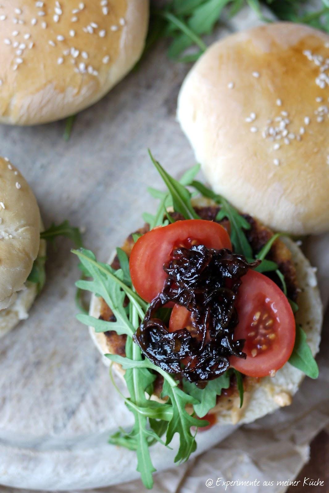 Vegetarische Küche Hamburg   Experimente Aus Meiner Kuche Vegetarische Burger Italo Style Mit
