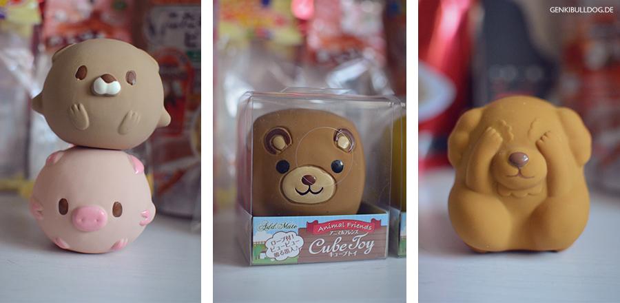 Hundespielzeug japan