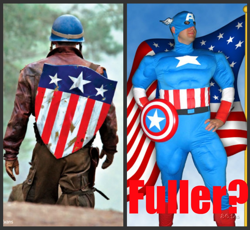 No Bad Movies Captain America The First Avenger