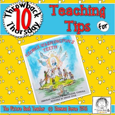 George Washington's Teeth Teaching Tips - TBT