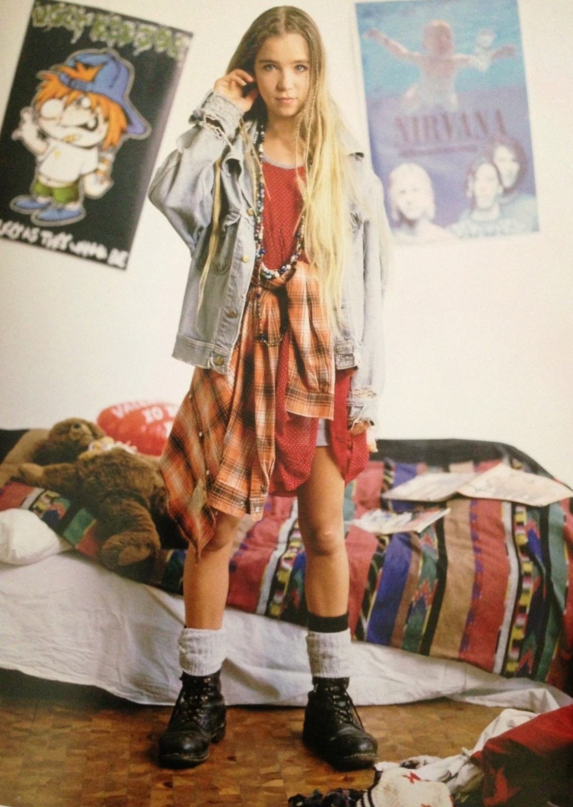 Langley Fashion: Trend Alert: Grunge Revival