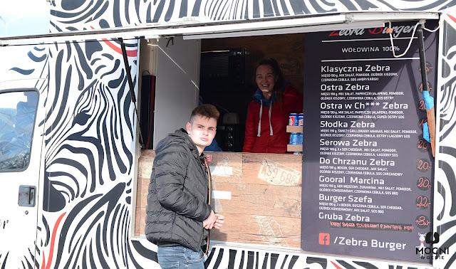 Zdjęcie: Foodtruck Zebra Burger