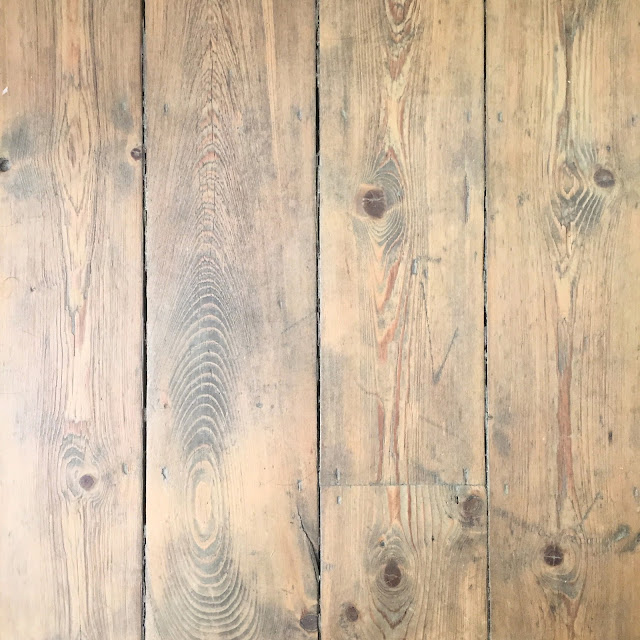 Rustic Floorboards