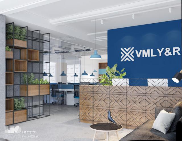 Thiết kế nội thất văn phòng hiện đại 4
