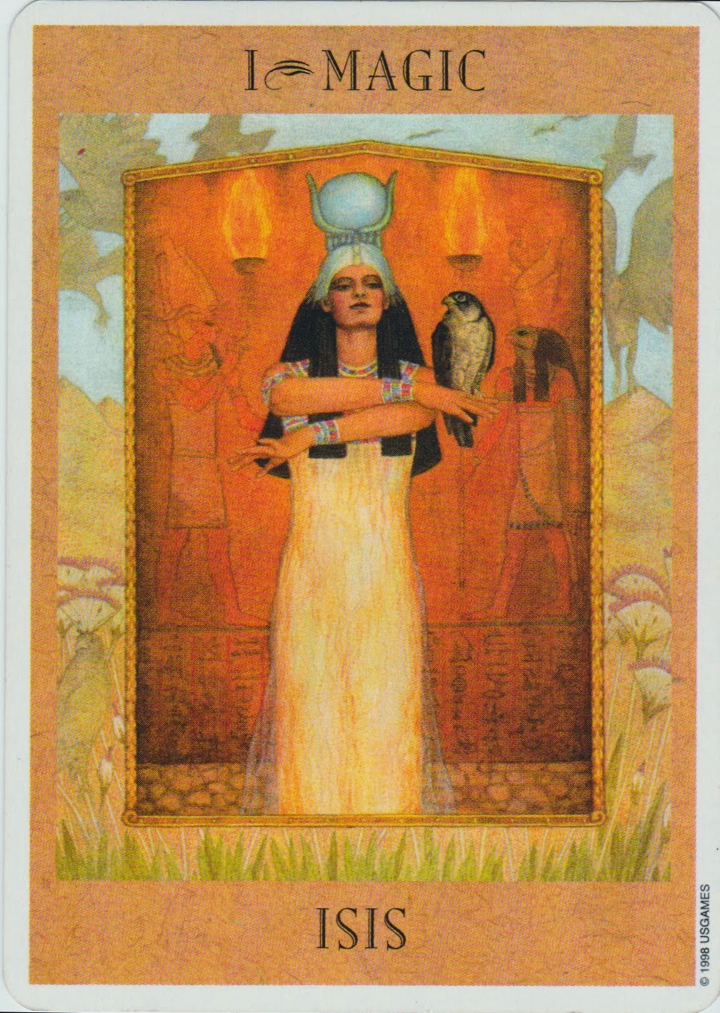 "Lady Oracle Tarot: March 16, 2014, Full Worm Moon in Virgo – ""The"
