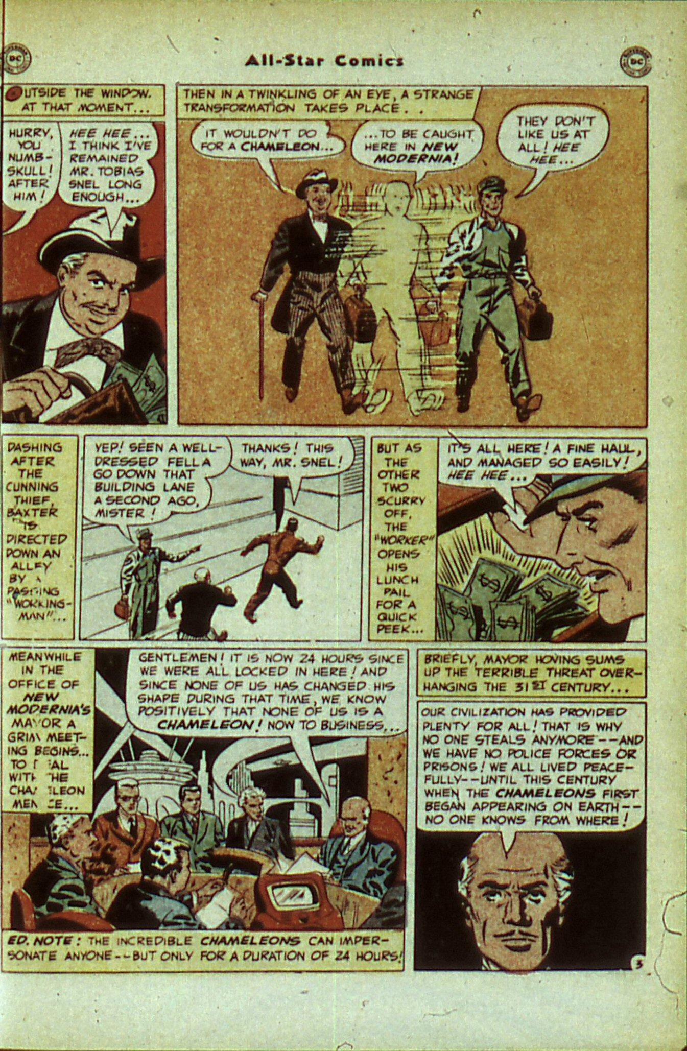 Read online All-Star Comics comic -  Issue #56 - 5