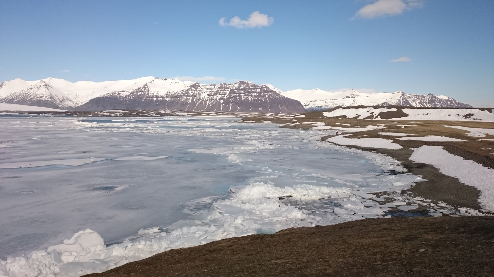 Laguna Lodowcowa, Jokulsarlon, islandzkie jezioro, Islandia, atrakcje Islandii