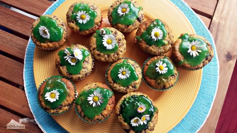 Sommerplätzchen steffies hexenhaus frühlings muffins