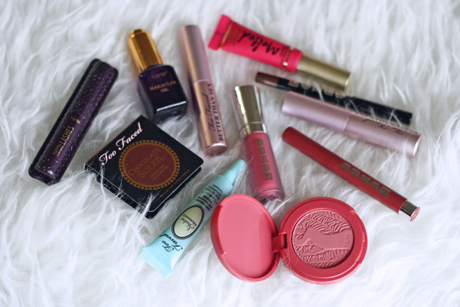 Makeup Haul, What I Bought, Sephora, Ulta, Tarte, Too Faced, Beauty Blogger