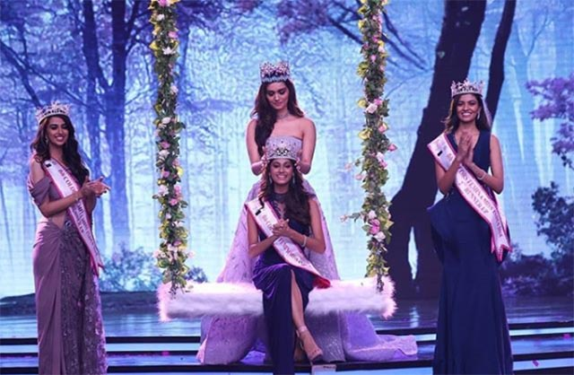 femina miss india world 2018 winner Anukreethy Vas