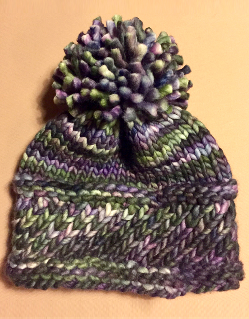 Perky Little Hat - Free Pattern