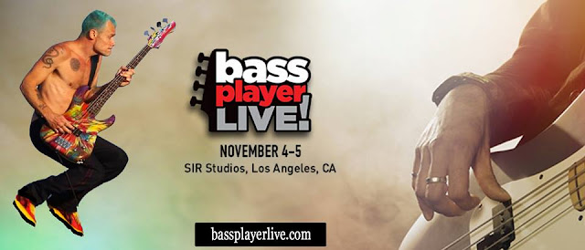 Bass Player Live returns to Los Angeles on November 4 and 5