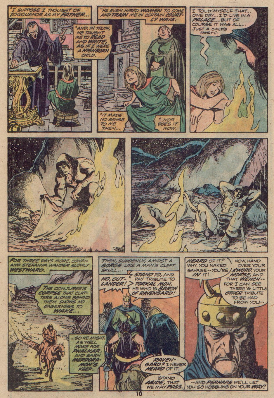 Conan the Barbarian (1970) 48 Page 6