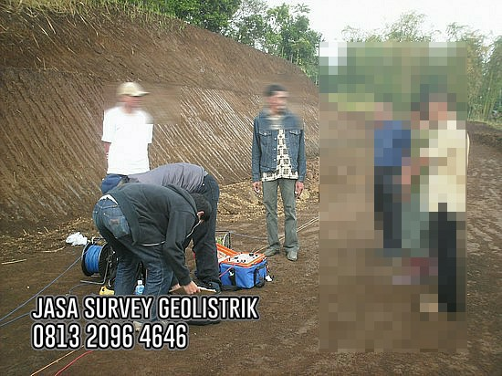 Jasa Survey Geolistrik Air Tanah Biaya Murah Gravity Rekatama