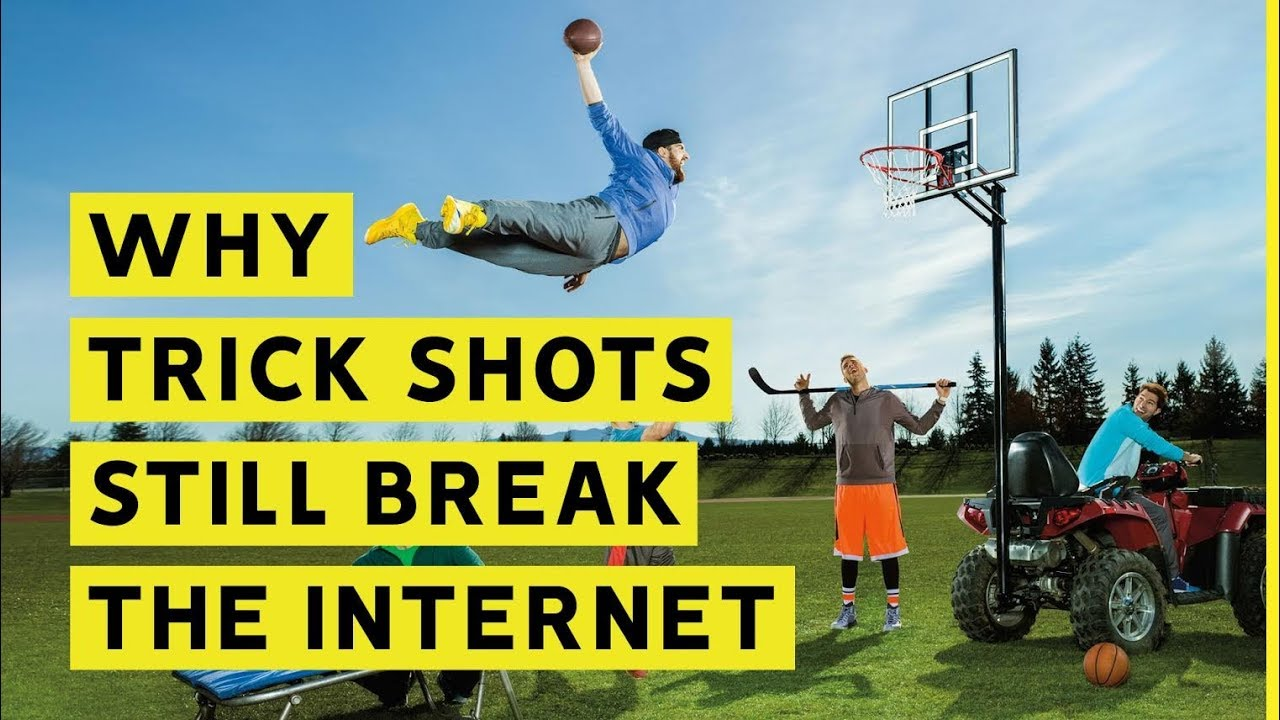 Why Trick Shots STILL Break the Internet