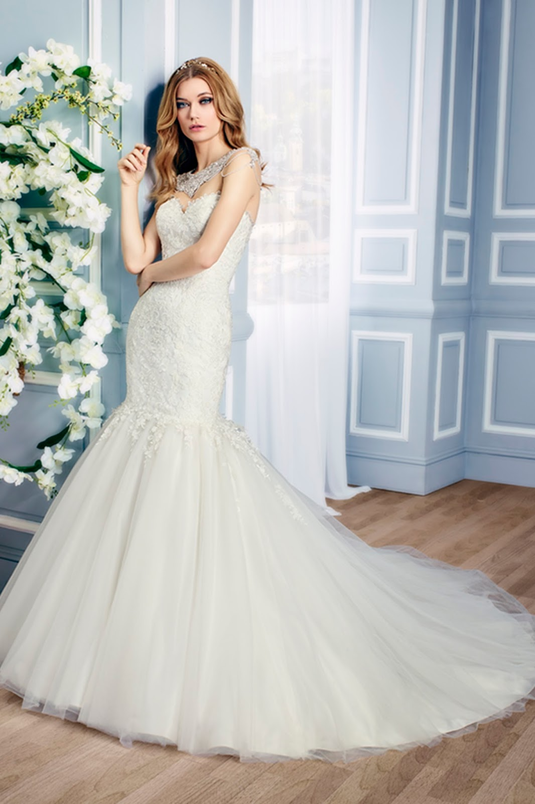05e450cdd6e These bridal gowns are perfect for the bride who wants to look  sophisticated and stunning on her wedding day! Check out the fabulous  styles in this latest ...