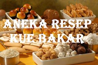 Aneka Resep Kue Bakar : Kue Kacang Tumbuk, Kue Karamel, Kue Kacang Coklat