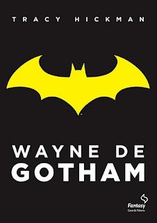 Capa do livro Wayne de Gotham
