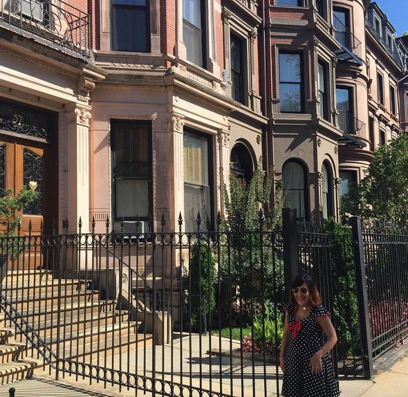 Commonwealth Avenue Boston