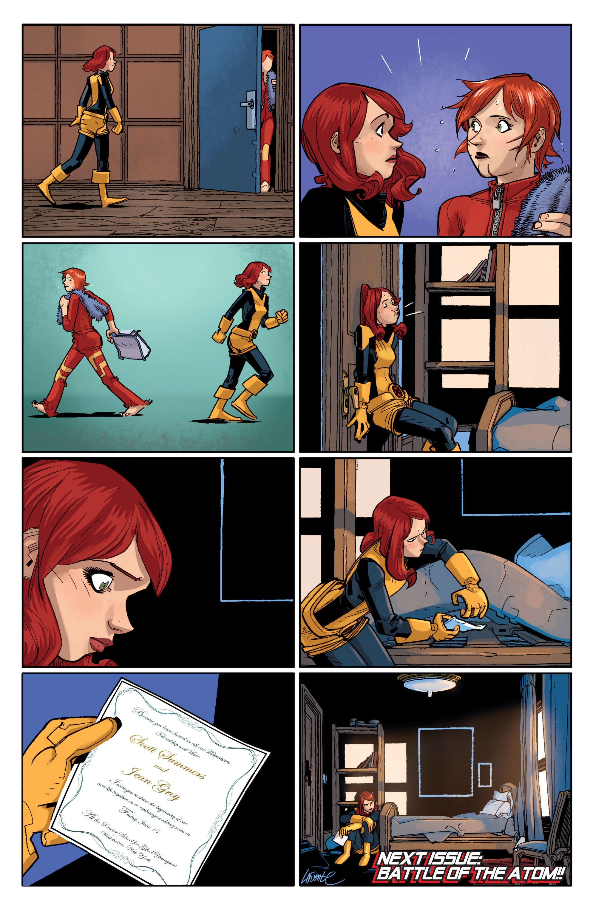 Read online All-New X-Men (2013) comic -  Issue # _Special - Out Of Their Depth - 109