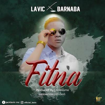 Instrumental | Lavic & Barnaba – Fitina (BEAT) | Download/Listen Mp3
