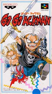 Go Go Ackman (BR) [ SNES ]