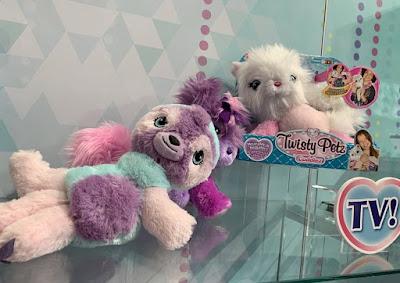 Игрушки Twisty Petz Cuddlez