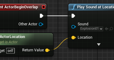 Romero Blueprints: Playing Sounds with Blueprints