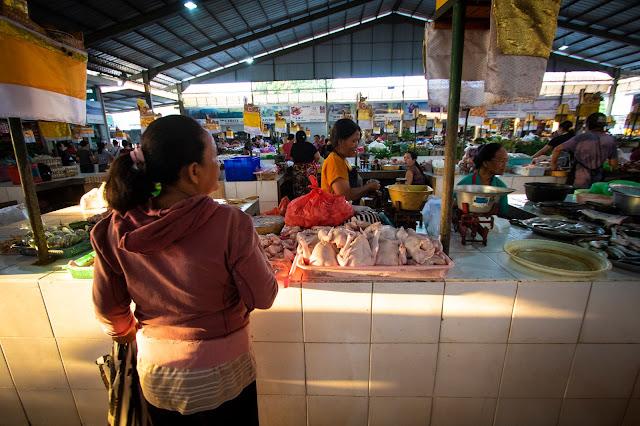 Mercato di Sanur-Sanur market-Bali