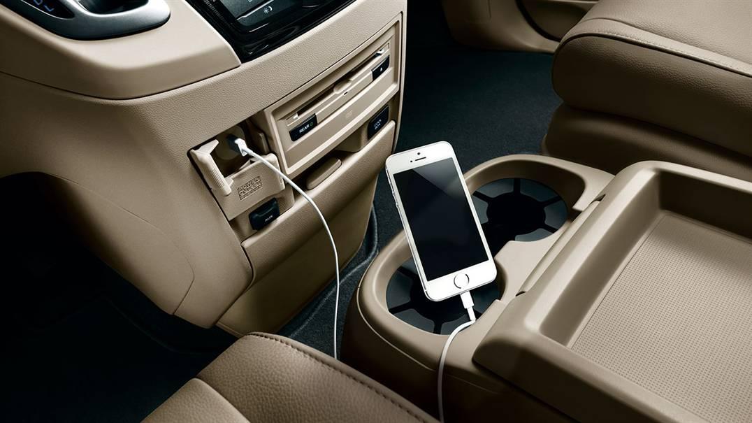 Hỗ trợ kết nối nhiều thiết bị hiện đại